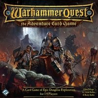 Ex-Display Warhammer Quest The Adventure Card Game