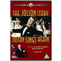 The Jolson Story Jolson Sings Again DVD