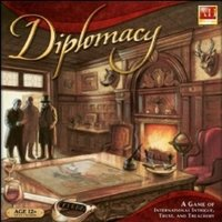Diplomacy (2017 Edition) Board Game