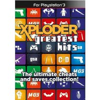 Xploder Greatest Hits Collection PS3 Game