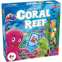 Coral Reef Board Game