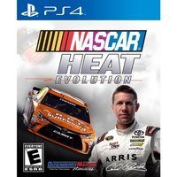 NASCAR Heat Evolution PS4 Game