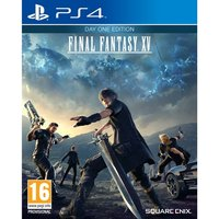 Final Fantasy XV Day One Edition PS4 Game