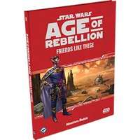 Star Wars Age of Rebellion Friends Like Expansion