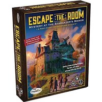 Escape The Room: Mystery at the Stargazers Manor Party Game