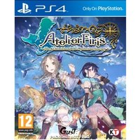 Atelier Firis The Alchemist And The Mysterious Journey PS4 Game