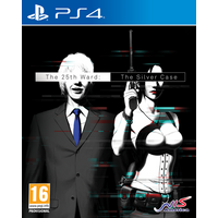 'The 25th Ward The Silver Case Ps4 Game