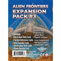 Alien Frontiers Expansion Pack #3 Board Game