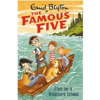 Famous Five: Five On A Treasure Island : Book 1