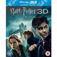 Harry Potter 7 - The Deathly Hallows Part A Blu-ray