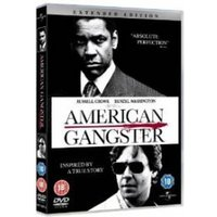 American Gangster Extended Edition [2007] [DVD] [DVD] (2008) Denzel Washington