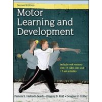 Motor Learning and Development 2nd Edition With Web Resource