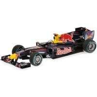 Minichamps 2010 Red Bull Renault RB6 S.Vettel - World Champion Abu Dhabi GP