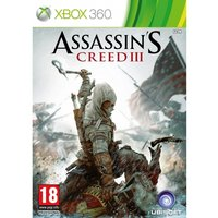 Assassin's Creed III 3 Xbox 360 Game