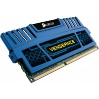 Corsair Vengeance 8GB (2 x 4GB) Memory Kit PC3-12800 1600MHz DDR3 DIMM Blue