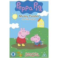 Peppa Pig Muddy Puddles & Other Stories DVD