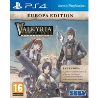 Valkyria Chronicles Remastered Europa Edition PS4 Game