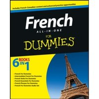 French All-in-One For Dummies : with CD