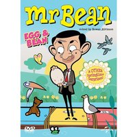 Mr Bean Animated: Egg & Bean and Other Spring Time Adventures DVD