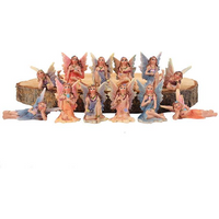 A Fairy Figurine Pack Of 12