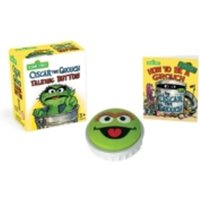 Sesame Street: Oscar the Grouch Talking Button
