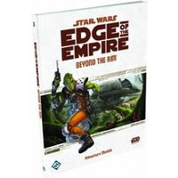 Star Wars Edge of the Empire Beyond the Rim Hardback Book