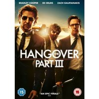 The Hangover Part III 3 DVD