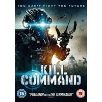 Kill Command DVD