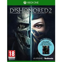 Dishonored 2 Xbox One Game (Imperial Assassin's DLC) + COWL Neckerchief