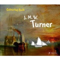 Turner : Colouring Book