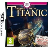 Murder on the Titanic Game
