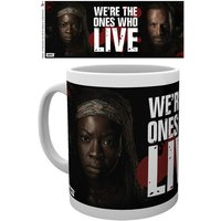 The Walking Dead We're The Ones Mug