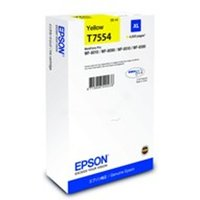 Epson C13T755440 (T7554) Ink cartridge yellow, 4K pages, 39ml