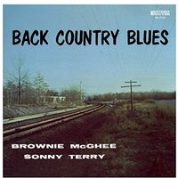 Brownie McGhee Feat. Sonny Terry - Back Country Blues Vinyl