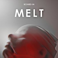 Boxed In - Melt (Transparent Red Colored Vinyl, Includes Download Card) Vinyl