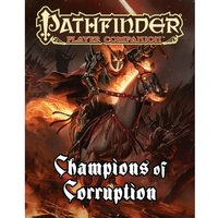Pathfinder Player Companion Champions of Corruption Paperback
