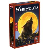 Werewolves Party Board Game