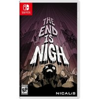 The End is Nigh First Edition Nintendo Switch Game (#)