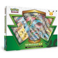 Ex-Display Pokemon TCG Red & Blue Collection Venusaur-EX Used - Like New