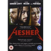Hesher DVD