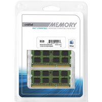 Crucial CT2C8G3S160BMCEU 16GB (2 x 8GB) DDR3 1600 SODIMM for Mac