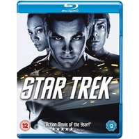 Star Trek XI Blu-ray