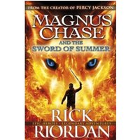 Magnus Chase and the Sword of Summer (Book 1) by Rick Riordan (Paperback, 2016)