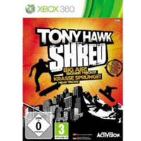 Tony Hawk Shred Solus Game