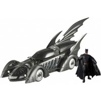 Batmobile 1995 (Batman Forever) Jada Diecast Model with Figure 1:24