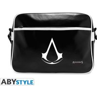 Assassin'S Creed - Crest Vinyl Messenger Bag