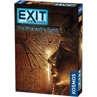 Exit: The Pharaoh's Tomb Board Game