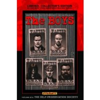 The Boys Volume 6: Self-Preservation Society Limited Edition HC