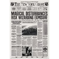 Fantastic Beasts - The New York Ghost Maxi Poster