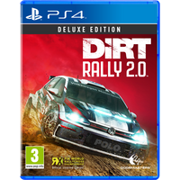 Dirt Rally 2.0 Deluxe Edition PS4 Game